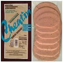Le faux jambon pour les faux vegans look5